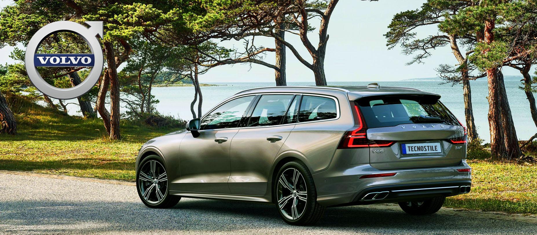 Volvo V60 tecnostile