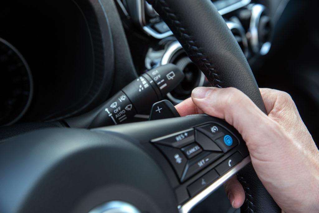 Nuovo Nissan Juke Propilot