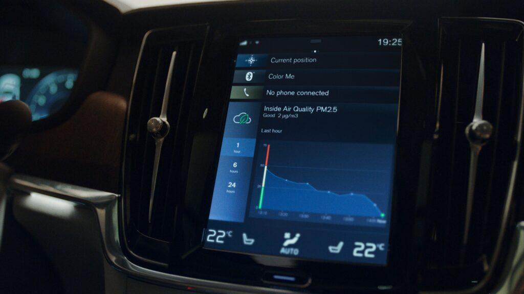 Volvo Advanced Air Cleaner