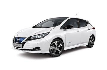 Promo Nissan Leaf