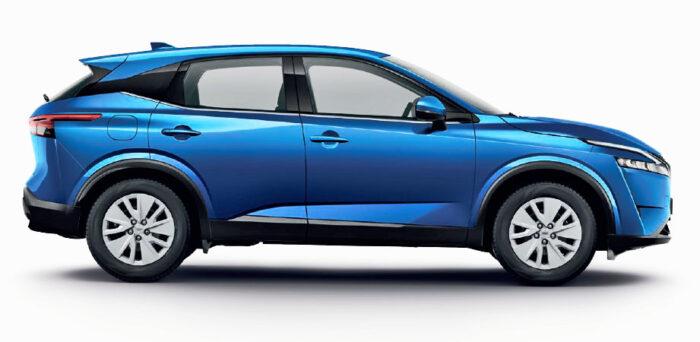 Nuovo Nissan Qashqai 2021