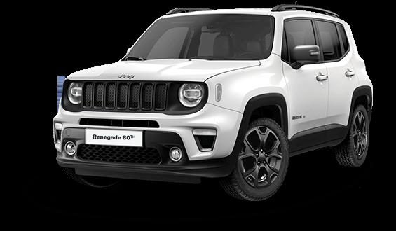 Jeep Renegade km 0 Tecnostile Rovigo